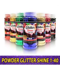 Powder Glitter Shine 1-40