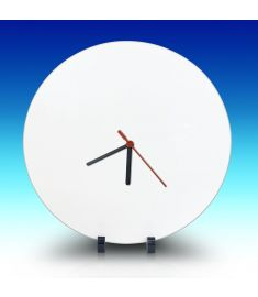Sublimation Glass Clock 12 Inches