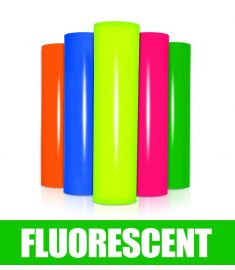 Fluorescent Sign Vinyl