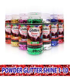 Powder Glitter Shine 1-10