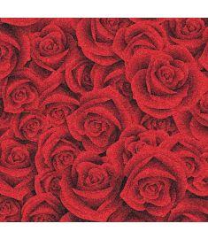 Roses Glitter Vinyl