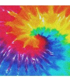 Tie Dye Two Glitter Vinyl
