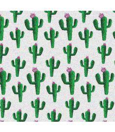 Cactus Glitter Vinyl