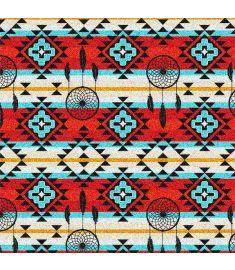 Native American Glitter Vinyl