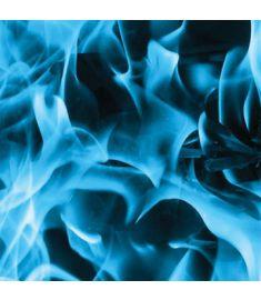Blue Fire Vinyl