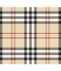 Plaid Burby Vinyl