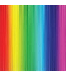 Lines Rainbow Colors Vinyl