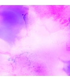 Watercolor Pink & Purple Sign Vinyl