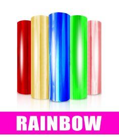 Rainbow Sign Vinyl