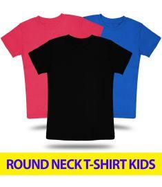 Round T shirt Kids