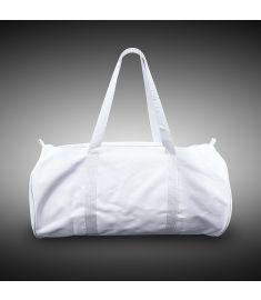 Sport GYM Bag White