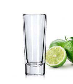 Shot Glass Tequila Transparent Sublimation 3 Oz