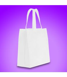 Tote Bag-White