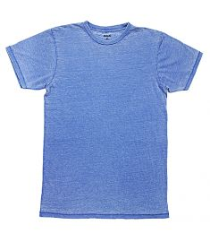 Old T Shirt Capri Blue
