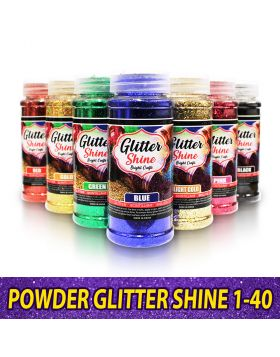 Powder Glitter Shine 1-40