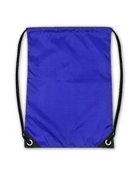 Drawstring Bag Royal Blue