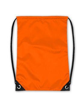 Drawstring Orange