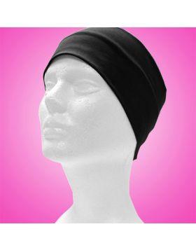 Head Band Large Black (Pack 12 Pcs)
