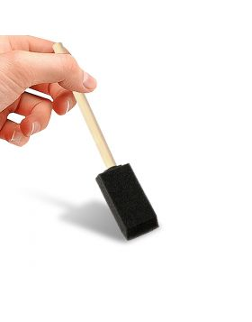 Handle Foam Brush Small