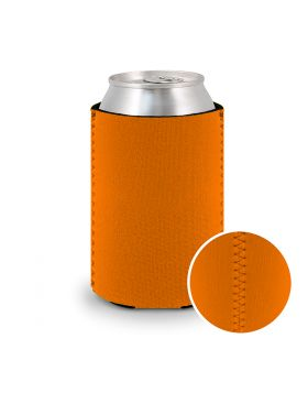 Koozie Neoprene Texas Orange