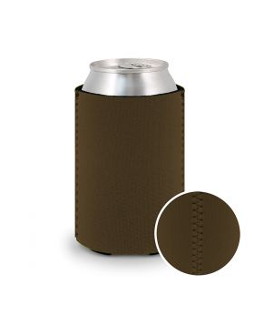 Koozie Neoprene Brown
