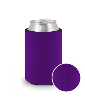 Koozie Neoprene Purple