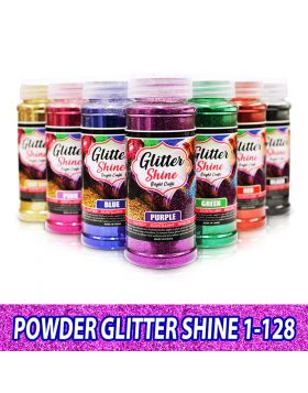 Powder Glitter Shine 1-128