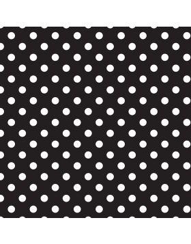 Pattern Polka Dot Black