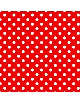 Pattern Polka Red