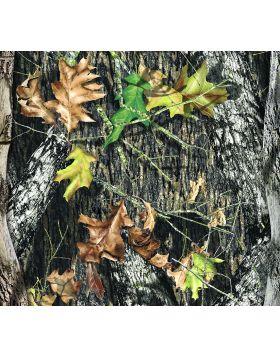 Camo Tree Leaves Vinyl