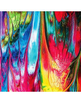 Abstract Colors Vinyl