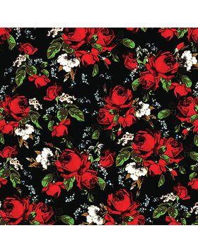 Roses Flowers Vinyl