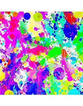 Paint Splash Colors Vinyl