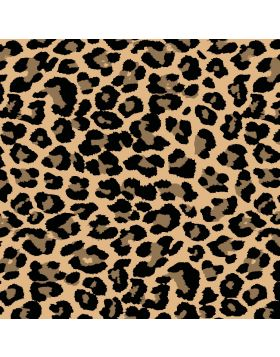 Leopard Brush Vinyl