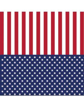American Flag Sign Vinyl