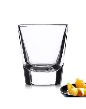 Shot Glass Whiskey Transparent Sublimation 1.5 Oz