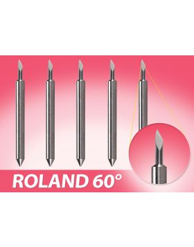 Vinylsaurus Roland 60° Angle Blades [5pcs]