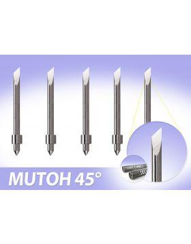 Vinylsaurus Mutoh 45° Angle Blades [5pcs]