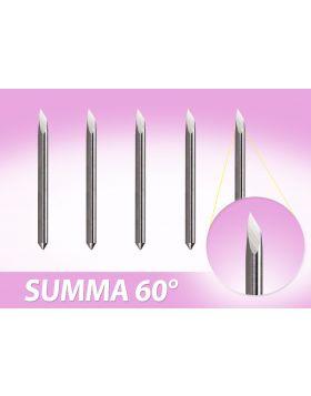 Vinylsaurus Summa 60° Angle Blades [5pcs]