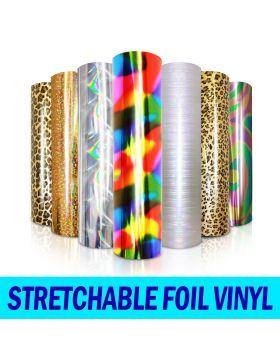 Stretchable Foil Vinyl