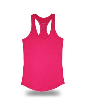 Magic Fitted Tank Top Fuchsia