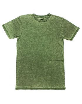 Old T Shirt Capri Green