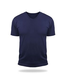 Tshirt V Neck Magic-Navy