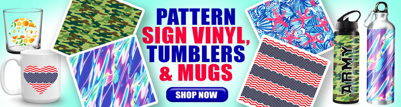 Banner Online Sign Vinyl
